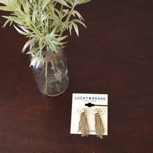 🆕 Lucky Brand Ear Jackets Earrings